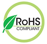 Picture of RoHS compliant logo